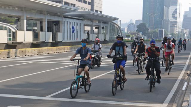 Cara Bersepeda yang Tepat untuk Kesehatan